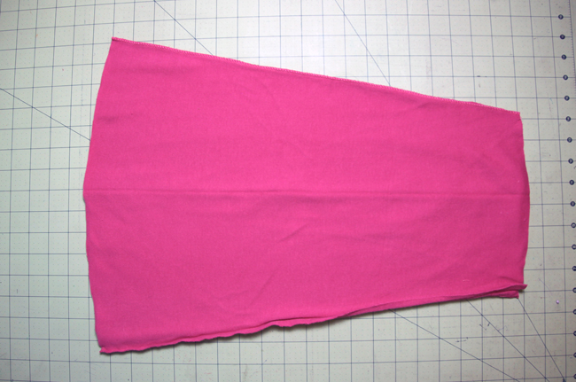 Free Tutorial: Make an 18-inch Doll Skirt from a Knit Shirt