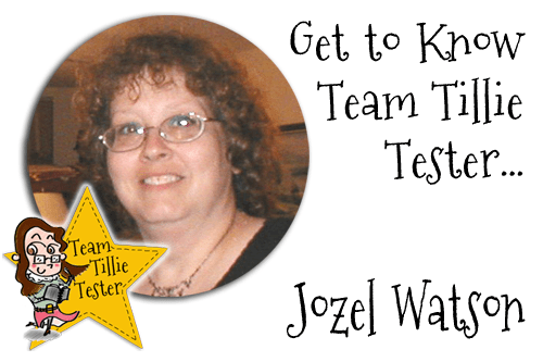 Team Tillie: Meet Jozel Watson