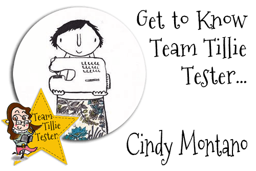Team Tillie: Meet Cindy Montano
