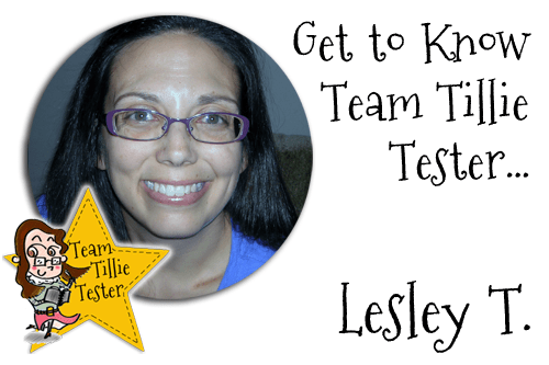 Team Tillie: Meet Lesley T.