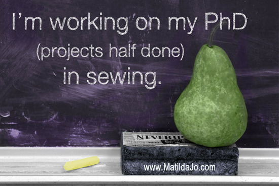Funny sewing quotes & memes