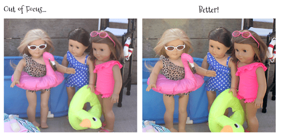 Tips for Taking Better Doll Photos