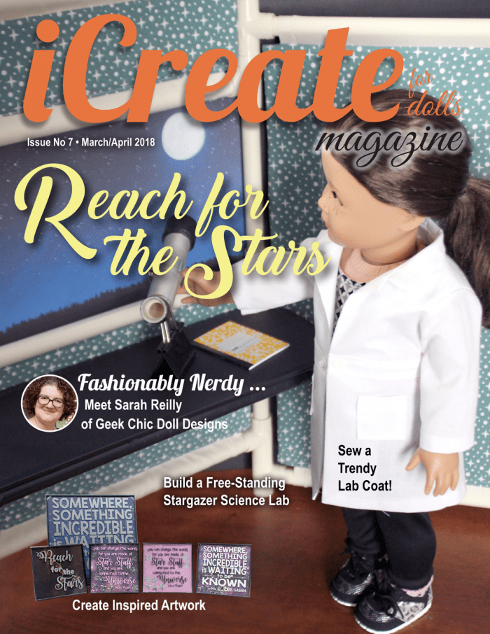 Back Issue - iCreate Monthly Magazine - Issue 07 - March/April 2018