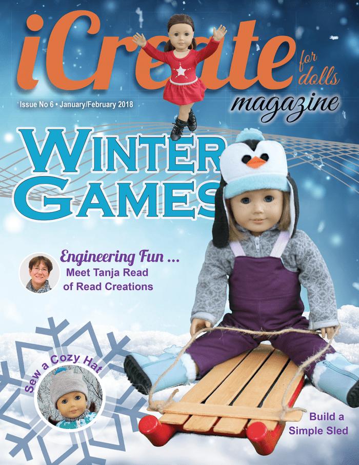 Back Issue - iCreate Monthly Magazine - Issue 06 - Jan/Feb 2018