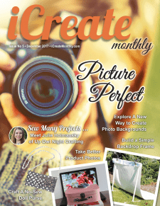 Back Issue - iCreate Monthly Magazine - Issue 05 - Dec 2017