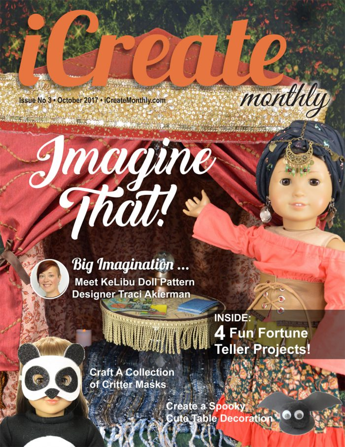 Back Issue - iCreate Monthly Magazine - Issue 03 - Oct 2017