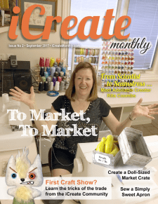 Back Issue - iCreate Monthly Magazine - Issue 02 - Sept 2017