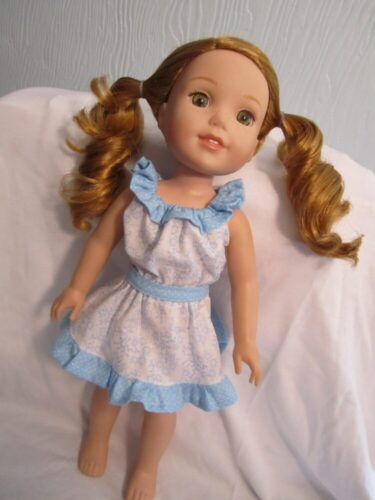 PATTERN: A Lil' Bit Country Set for 14.5-inch dolls such as WellieWishers™ (PDF) photo review