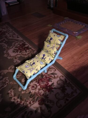 CPVC PLANS: Pool Party Collection: Chaise Lounge Chair (PDF) photo review