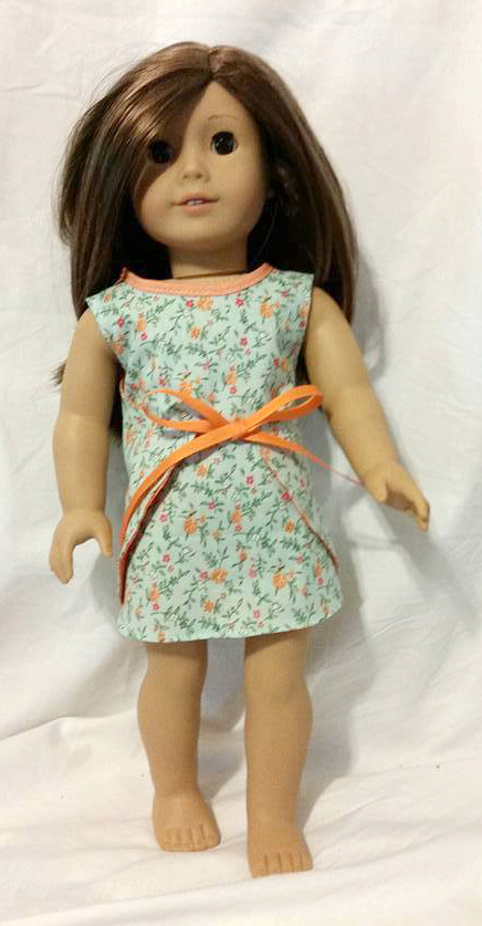 Wraptastic Reversible Dress pattern tested by Gerry Thompson