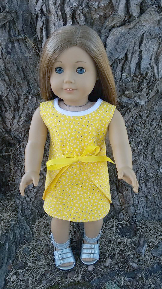 Wraptastic Reversible Dress pattern tested by Jeanne Marshall